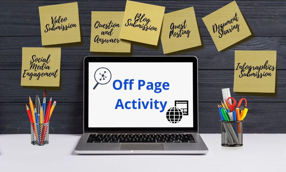 Off Page Activity