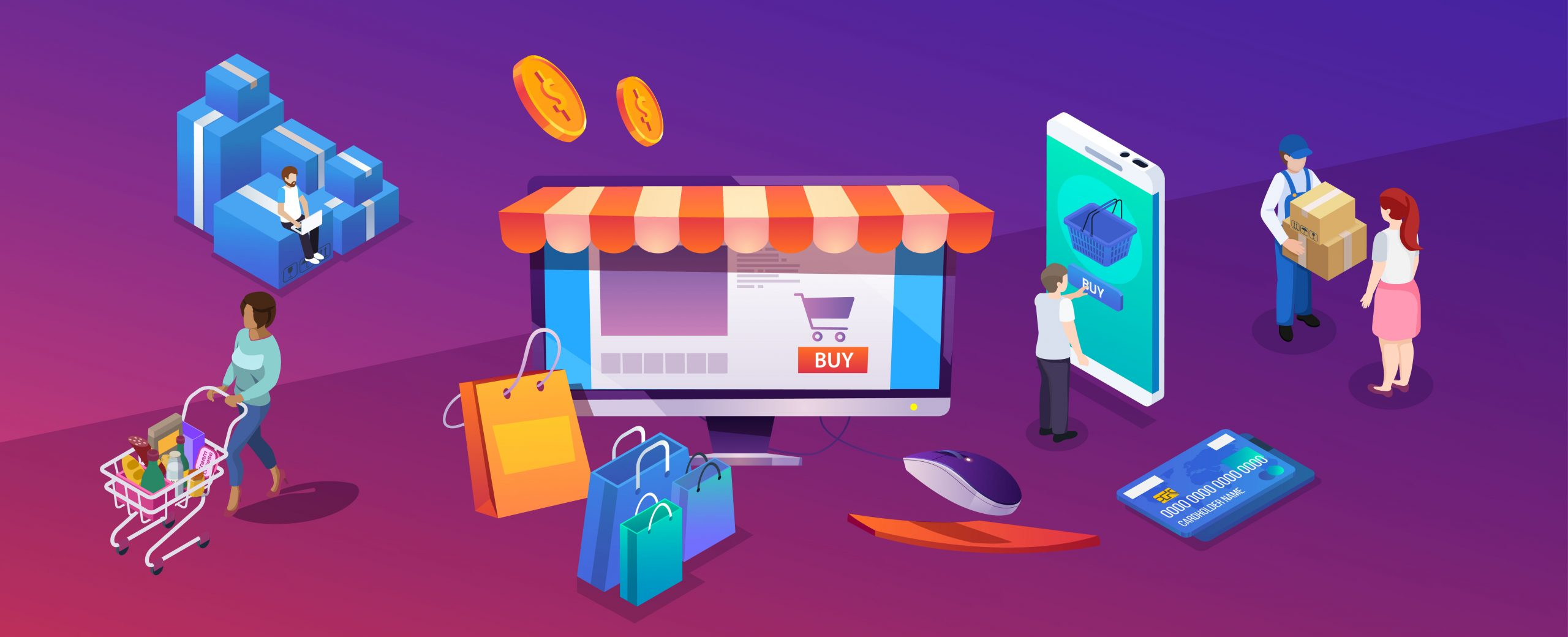 Build Your Online Store with Best Ecommerce Platform