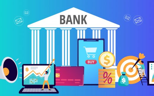 Digital marketing for banking sector